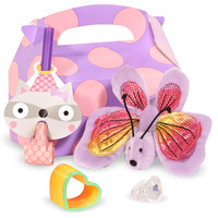 Happi Woodland Girl Filled Party Favor Box