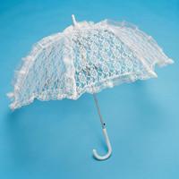Parasol Dlx Lace Ruffle