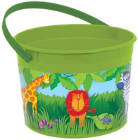 Jungle Animals Favor Bucket