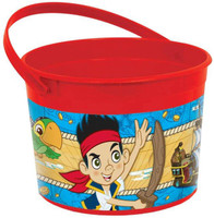Jake and the Neverland Pirates Favor Bucket