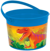 Prehistoric Party Favor Bucket