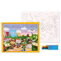 Super Why! Activity Placemat Kit for 4