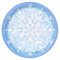 Snowflake Winter Wonderland Dinner Plates (8)