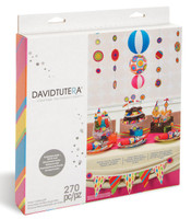 David Tutera Pop Party Design Kit (270 pieces)