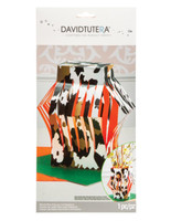 David Tutera Wild Side Die Cut Vase Centerpiece
