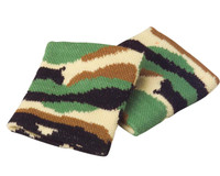 Camo Sweat Bands (12)