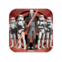 Star Wars Rebels Dessert Plates (8)