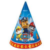 PAW Patrol Party Hats (8)