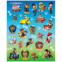 PAW Patrol Sticker Sheets (4)