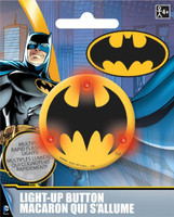 Batman Light Up Button