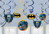 Batman Swirl Decorations (12)