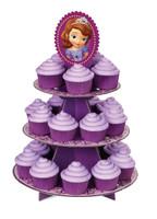 Disney Junior Sofia the First Cupcake Stand