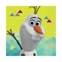 Disney Olaf Beverage Napkins (16)