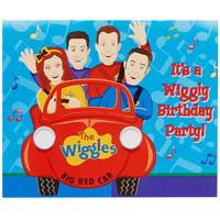 The Wiggles Invitations (8)