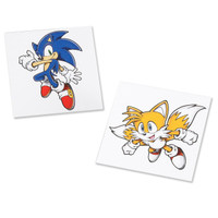 Sonic the Hedgehog Tattoos
