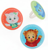 Daniel Tiger's Neighborhood Rings