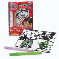 Dora the Explorer Mini Velvet Poster Packs