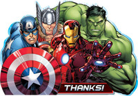 Avengers Assemble Thank-You Notes (8)