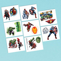 Avengers Assemble Tattoos