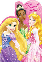 Disney Very Important Princess Dream Party Thank-You Notes (8)