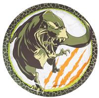 Dinosaurs Dinner Plates