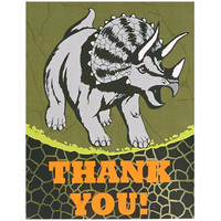 Dinosaurs Thank You Notes
