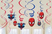Spider-Man Swirls
