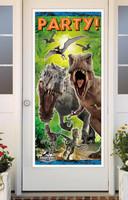 Jurassic World Door Cover