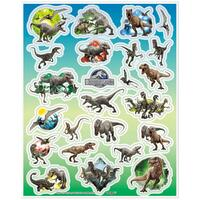 Jurassic World Sticker Sheets