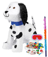 Dalmation Dog Pinata Kit
