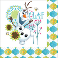 Disney Frozen Fever Lunch Napkins (16)