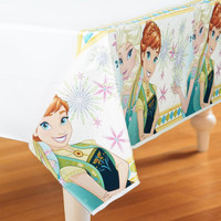 Disney Frozen Fever Plastic Tablecover