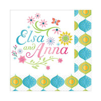 Disney Frozen Fever Beverage Napkins (16)