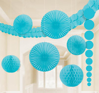 Ocean Blue Paper Decorating Kit