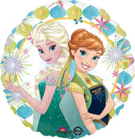 Disney Frozen Fever Foil Balloon