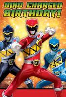 Power Rangers Dino Charge Invitations (8)