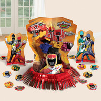 Power Rangers Dino Charge Table Decorating Kit