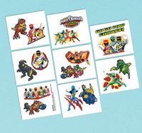 Power Rangers Dino Charge Tattoos (16)