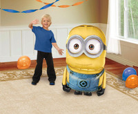Minions Despicable Me - Minion Airwalker Foil Balloon