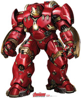 Marvel Avengers Age of Ultron Hulkbuster Standup - 6' Tall