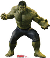 Marvel Avengers Age of Ultron Hulk Standup - 6' Tall