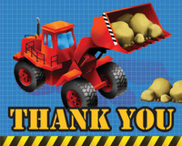 Construction Thank You Notes