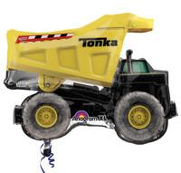 Tonka Dump Truck Jumbo Foil Balloon