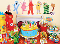 Yo Gabba Gabba! Party - Party Packs