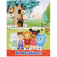 Daniel Tiger's Neighborhood - Invitations