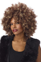 Fab Curls (Brown/Light Brown)
