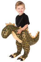 Plush T+AC0-Rex Child Costume