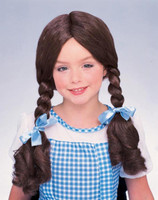 The Wizard of Oz Dorothy Wig