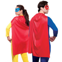 Red Superhero Cape