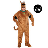 Scooby+AC0-Doo Adult Plus Costume